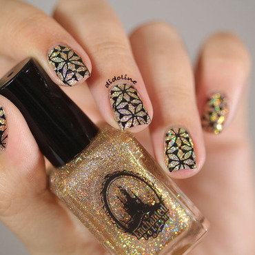 Enchantedpolish flashinglights stamping 4 thumb370f