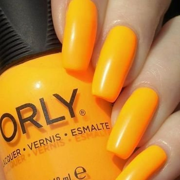 Orly Tropical Pop Swatch by greeench