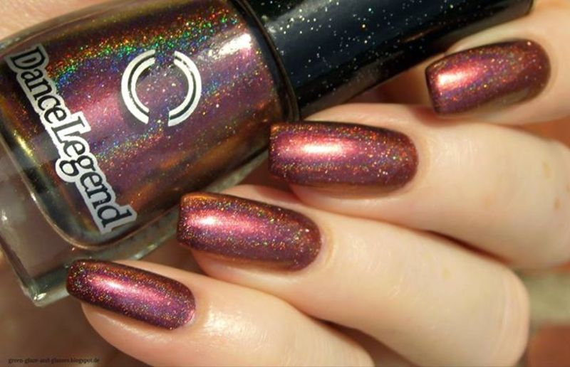 Dance Legend New Promise Swatch by greeench