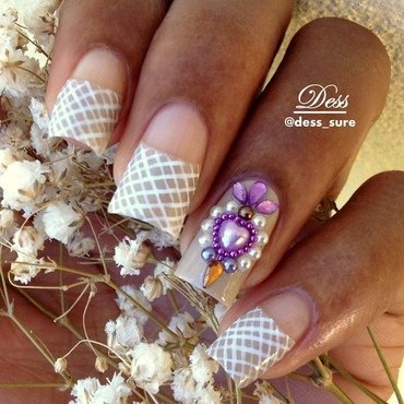 I do nail art by Dess_sure