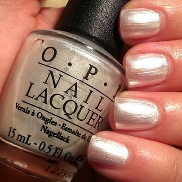OPI Kyoto Pearl Swatch by Steph