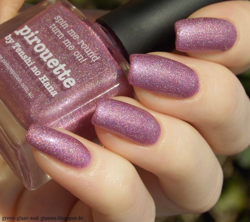 piCture pOlish Pirouette Swatch by greeench