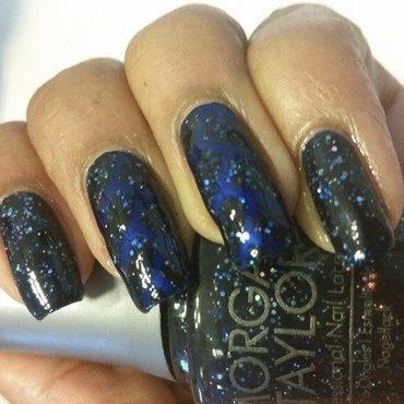 Pick a BLUE nail art by ILMB Nails