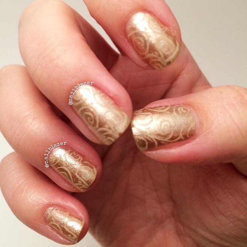 Wedding Nails nail art by Nailblazer