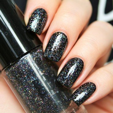 Catrice Black To The Routes and Essence Best hip-hop Swatch by Jane