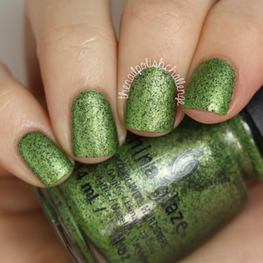 China Glaze But of Corpse Swatch by Kelli Dobrin