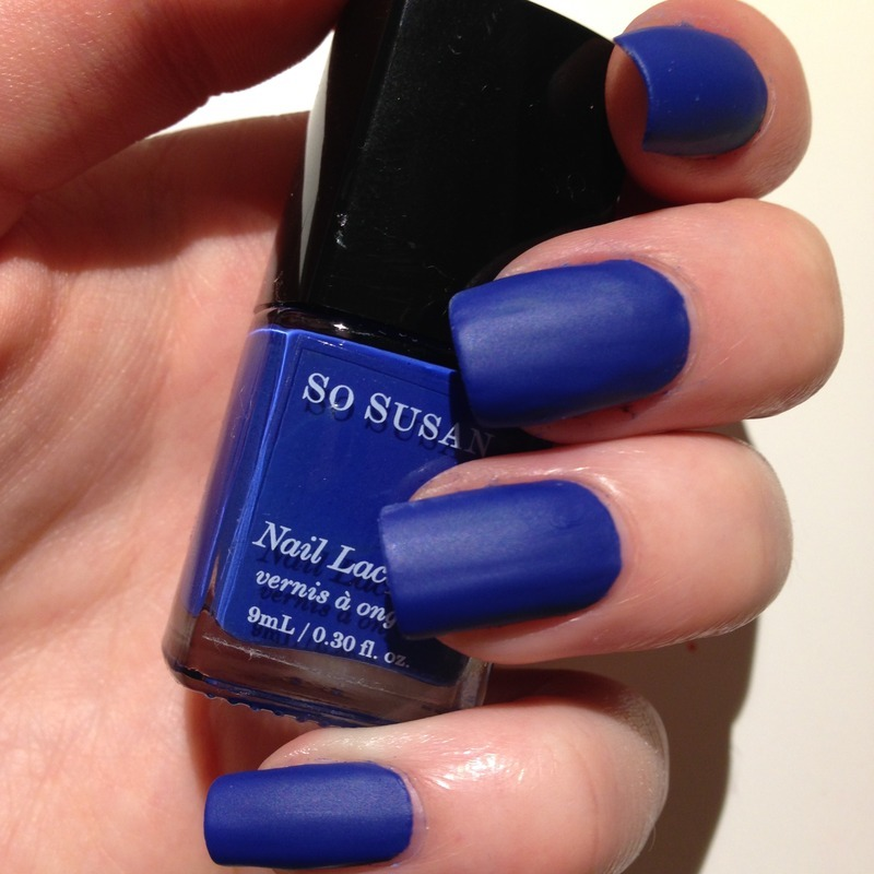 So Susan Summer Breeze Swatch by Tipped Off Nails