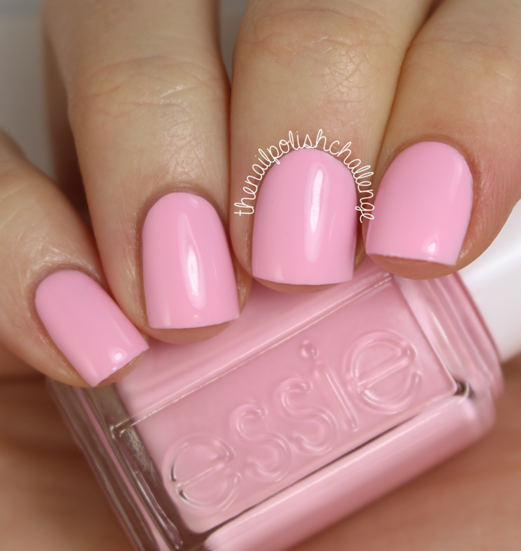 Essie I Pink I Can Swatch By Kelli Dobrin