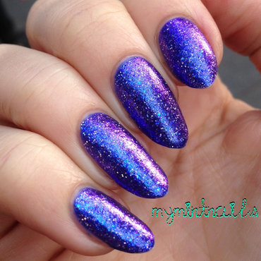 Barry M Fashion Icon Swatch by MyMintNails