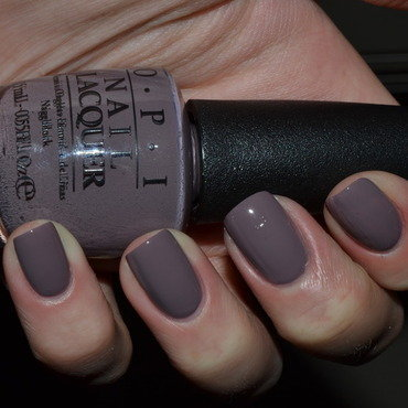 OPI Taupeless beach Swatch by Svetlana Tsad