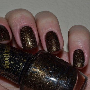 OPI What Wizardry Is This Swatch by Svetlana Tsad