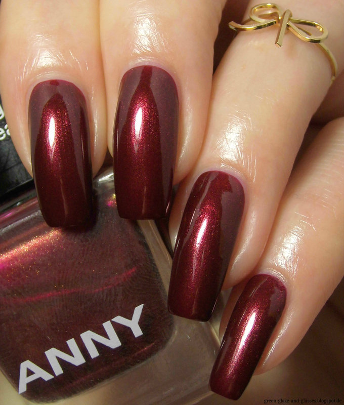 Anny Stargate To Heaven Swatch by greeench
