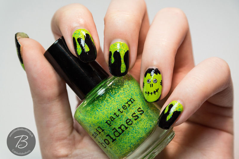 Monster Mash nail art by Kathrin - Nailpolis: Museum of Nail Art