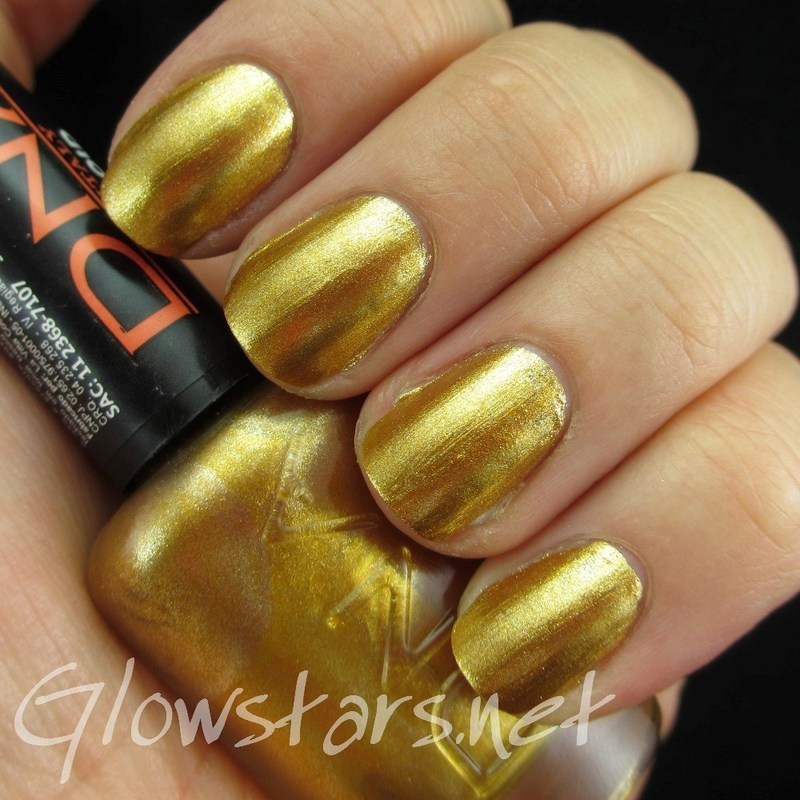 DNA Italy Gold Swatch by Vic 'Glowstars' Pires