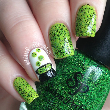Salon Perfect Wicked Swatch by Erin