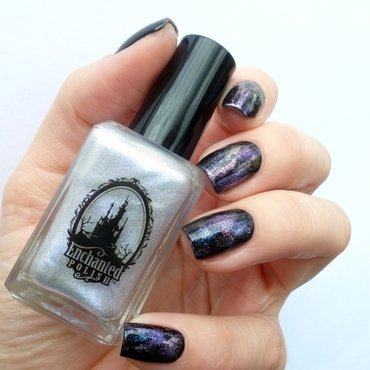 Enchanted Polish - Castle Collection nail art by THE PROPHECIN