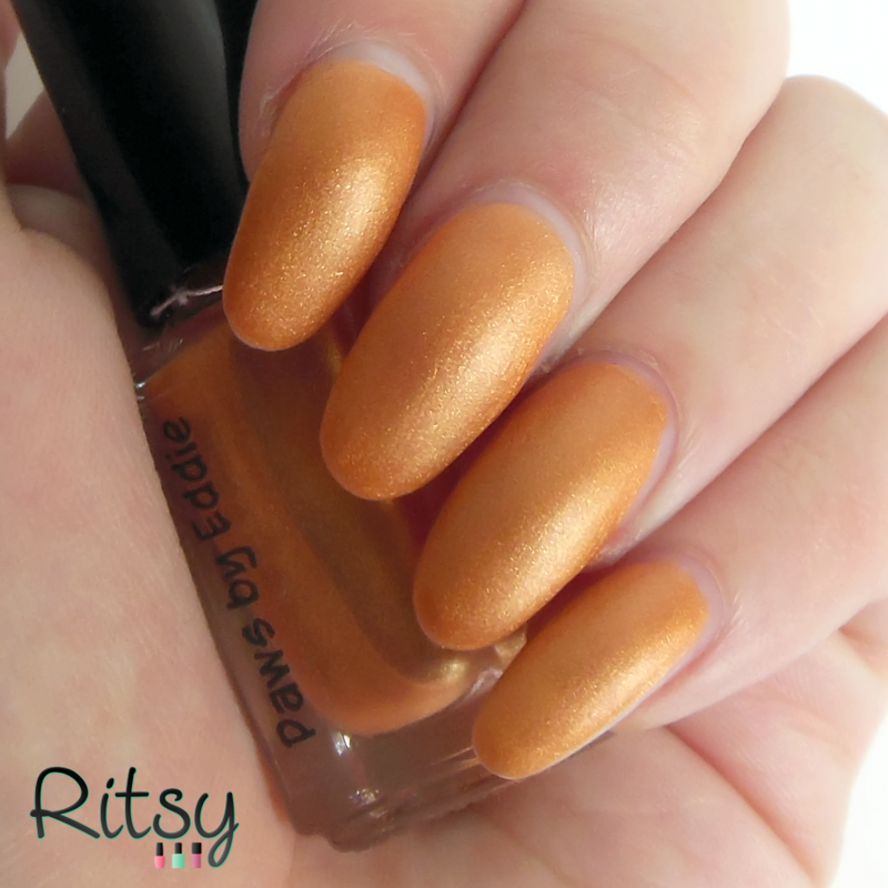 Paws by Eddie Brona Swatch by Ritsy NL