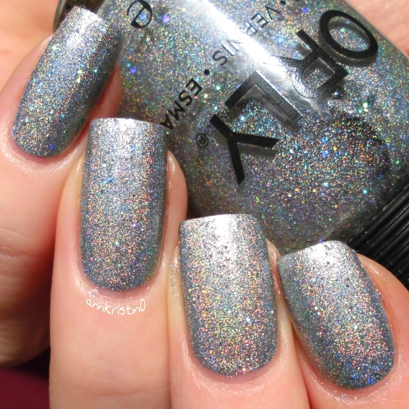 Orly Mirrorball Swatch by Ann-Kristin - Nailpolis: Museum of Nail Art