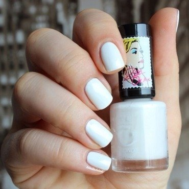 Rimmel Rita Ora White Hot Love Swatch by Bidibulle