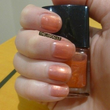 Markwins International Orange Swatch by The_Oracle