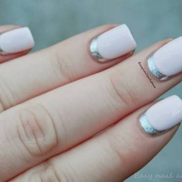 Ruffian nails nail art by Easynailartideas
