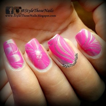 Pink 20nails stylethosenails 20 3  thumb370f