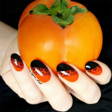 Halloween nails thumb370f