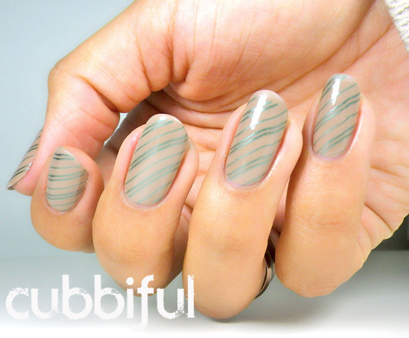 Stamping nude nails nail art by cubbiful nailpolis museum of stamping nude nails nail art by cubbiful prinsesfo Images