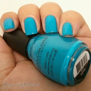 Sinful Colors Jolt Swatch by Moni'sMani