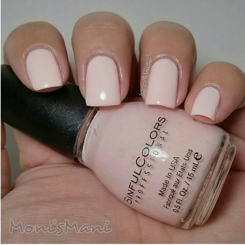 Sinful Colors Easy Going Swatch by Moni'sMani