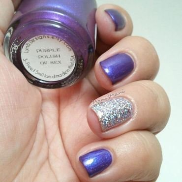 Lynbdesings 20purple 20polish 20of 20sex 20ff 20sand 20and 20stilletos thumb370f