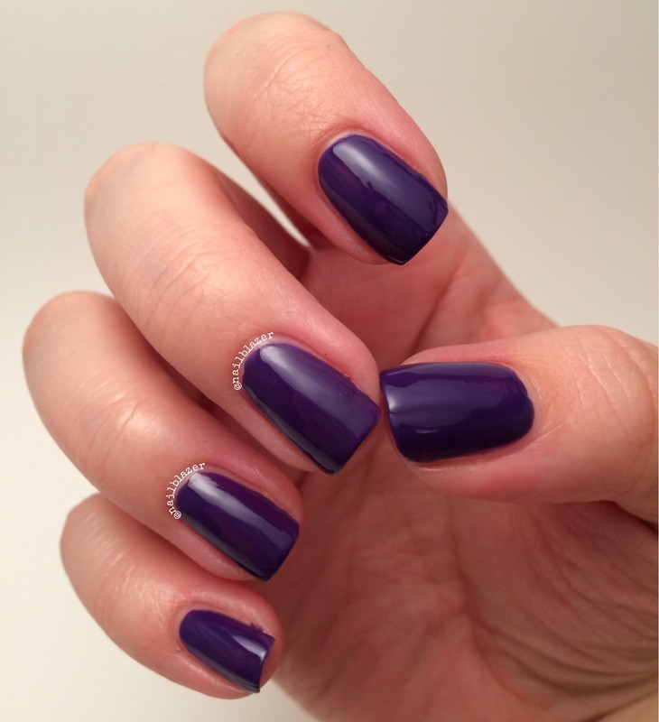 OPI Do You Have This Color In Stock-Holm Swatch by Nailblazer