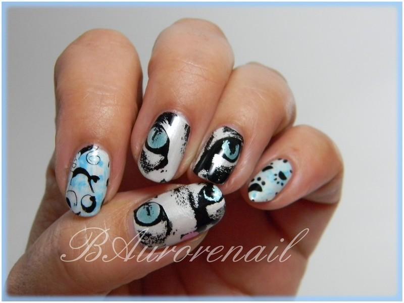 nail art chat nail art by BAurorenail