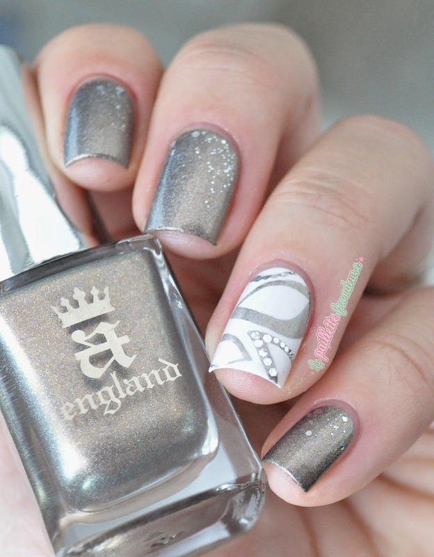 Like a jewel nail art by nathalie lapaillettefrondeuse