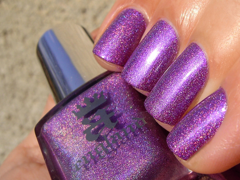 A England Crown of Thistles Swatch by nihrida
