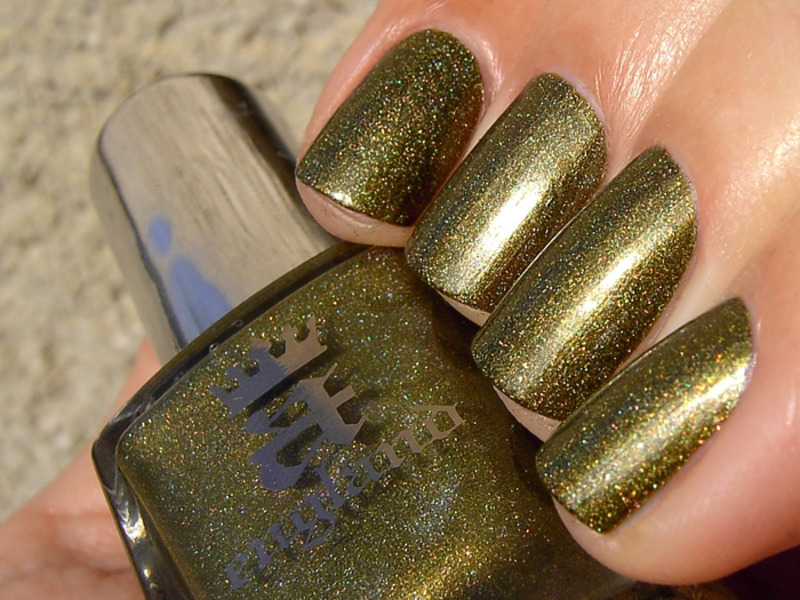 A England Fotheringhay Castle Swatch by nihrida