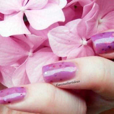 Northern Star Polish Orchids in Bloom Swatch by Easynailartideas