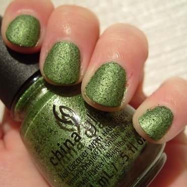 China Glaze But of Corpse Swatch by Lina-Elvira