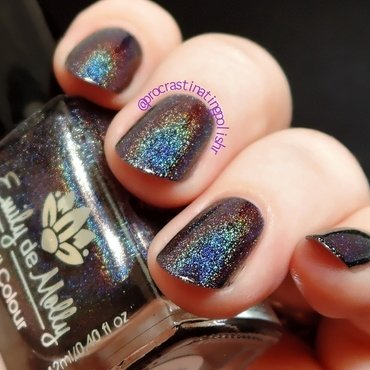 Emily De Molly Chasing Rainbows Swatch by Jae Harrison