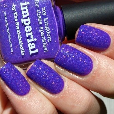 piCture pOlish Imperial Swatch by Emiline Harris