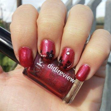 fall nail art  nail art by Didi didireview