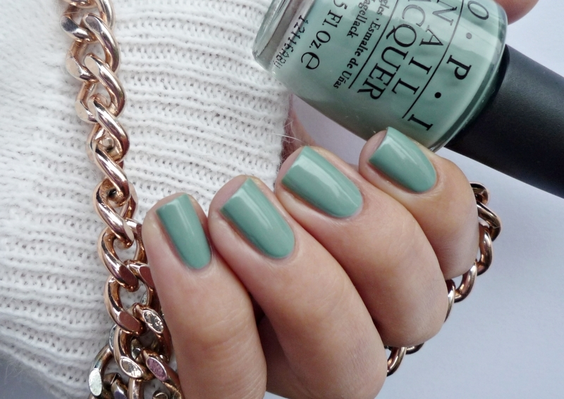 OPI Thanks A Windmillion Swatch by Romana