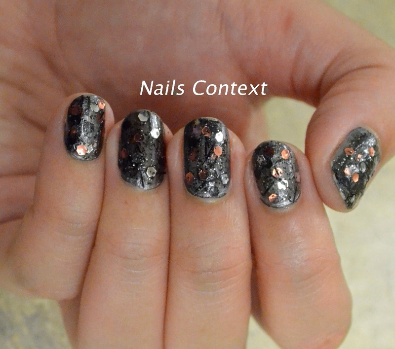 Chine Glaze Get Carried Away Swatch by NailsContext