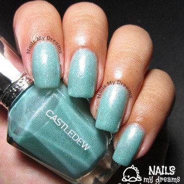 Castledew 9799 Swatch by Kat of NailsMyDreams