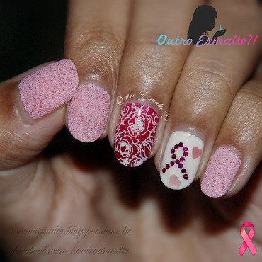 October Nails - 2014 nail art by Tatiane