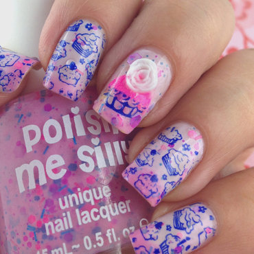 Stampoholics 20diaries 20polish 20me 20silly 20dreaming 20in 20pink 20and 20cupcake 20design thumb370f