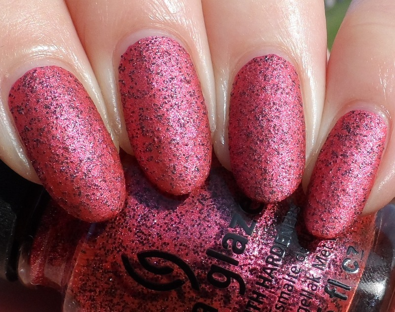 China Glaze I love your Guts Swatch by Plenty of Colors