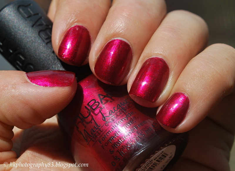 Nubar Seductive Red Swatch by Hana K.