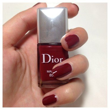 Dior Massaï Swatch by Dju Nails