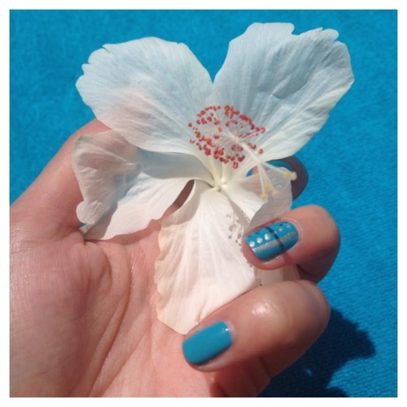 NAILART RAPIDE ET SIMPLE POUR UNE SOIRÉE HABILLÉE nail art by Dju Nails